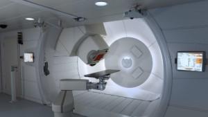 protonthérapie machine
