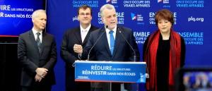Le parti libéral Québec et l'éducation