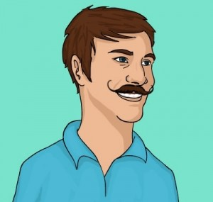 barbe ou moustache