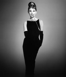 Photo d'un intemporel : la petite robe noire