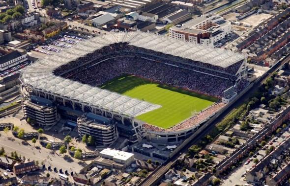 Stade de Croke Park à Dublin