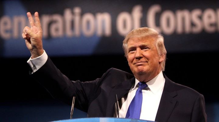 Zoom sur Donald Trump
