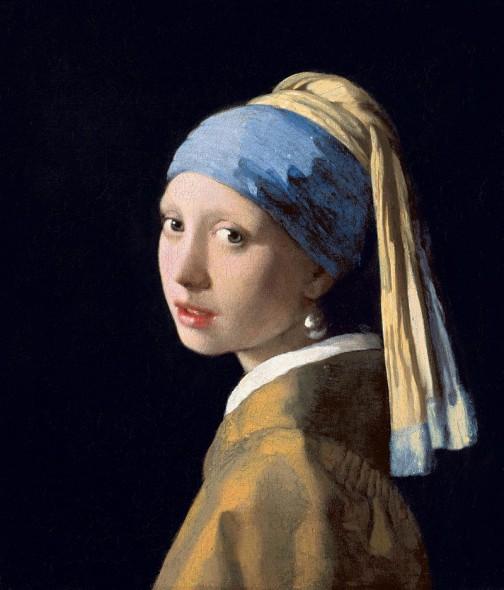 Tableau de jeune femme