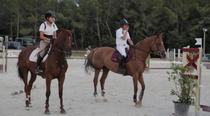 Les métiers du cheval : commissaire au paddock