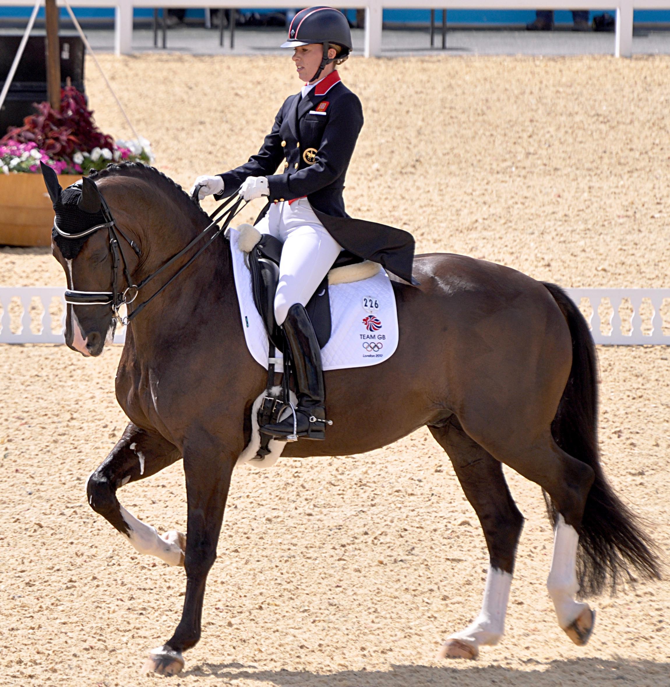 Jeux olympiques équestres, Rio 2016, dressage