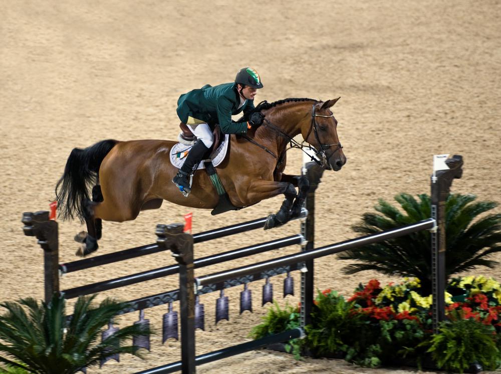Jeux olympiques équestres, Rio 2016, saut d'obstacles