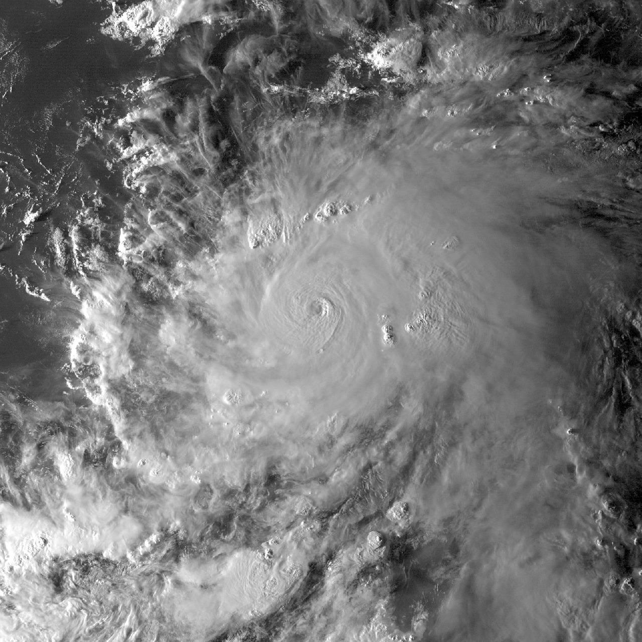 Octobre 2016 : Ouragan Matthew