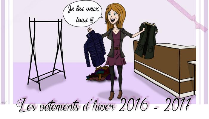 Les vêtements qui vous aideront à aimer l'hiver 2016-2017