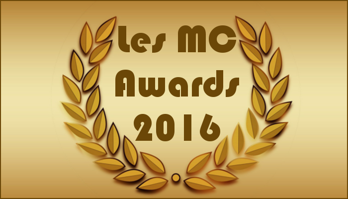Les MC Awards 2016