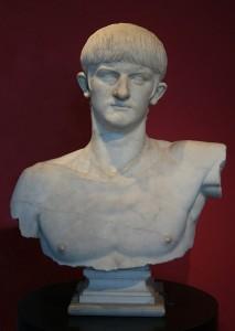 Buste de Néron