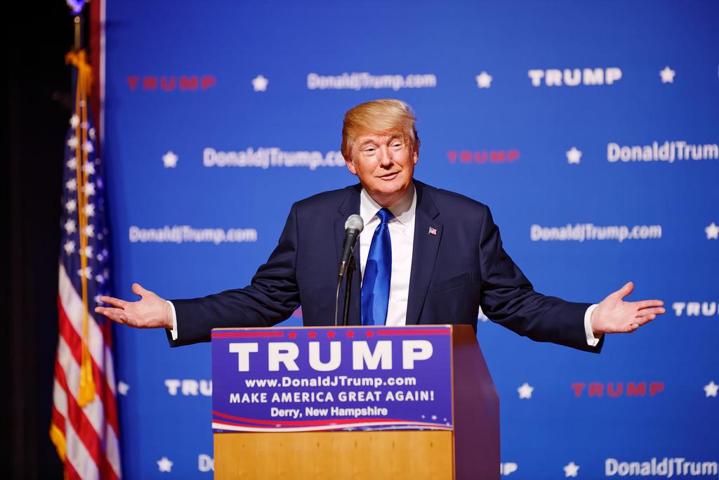 Les tweets controversés de Donald Trump