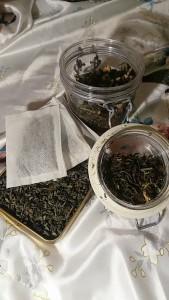 Le thé vert sous plusieurs formes