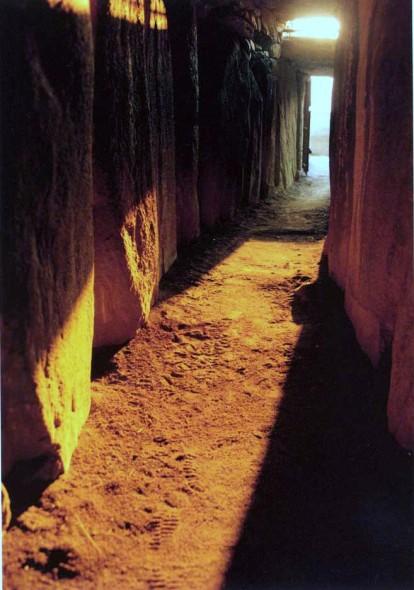 Solstice d'hiver à Newgrange