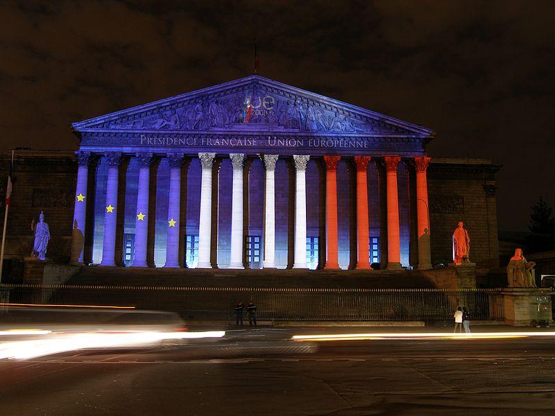 Les élections législatives françaises