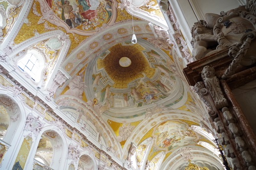 Cathédrale de Freising, Allemagne