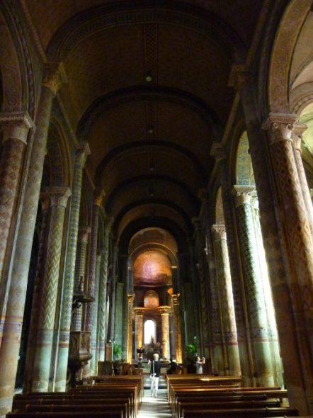 Collégiale Notre Dame la Grande de Poitiers