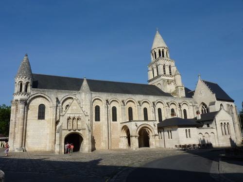 Eglise Notre Dame la Grande de Poitiers