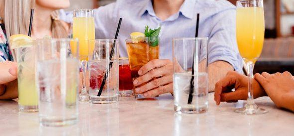 Cocktail entre amis