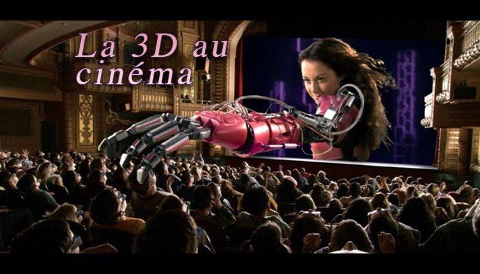 La 3D au cinéma
