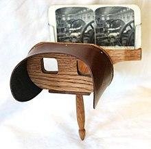 appareil stereoscope