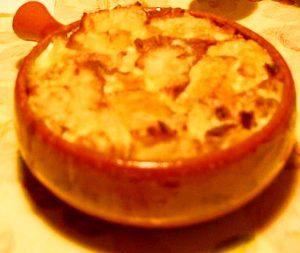 La soupe au fromage est une spécialité culinaire d'Auvergne