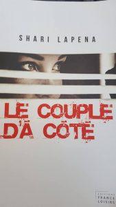 Le couple d'à côté Shari Lapena