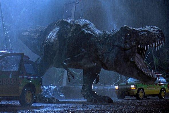 image du premier Jurassic Park