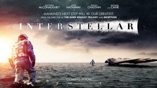 Interstellar de Christopher Nolan