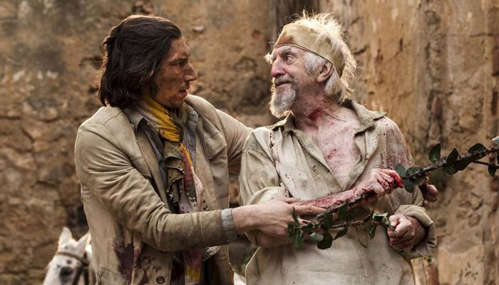 L'Homme qui tua Don Quichotte, le film maudit de Terry Gilliam