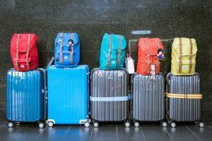 bagages à main et soute