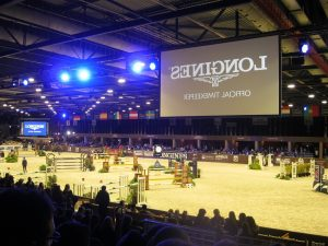 Parcours FEI World Cup exemple