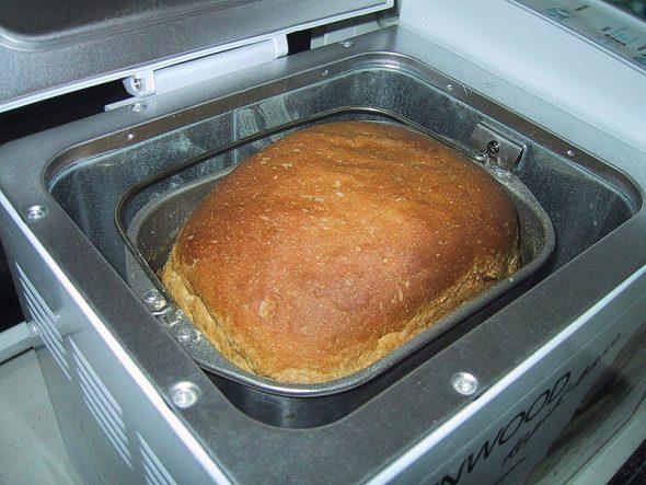 exemple de machine à pain