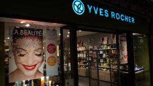 produits de beauté Yves Rocher