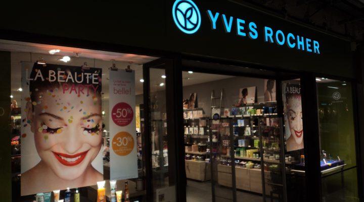 Yves Rocher, la marque aux multiples facettes