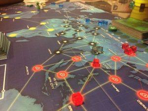 Plateau de Pandémie