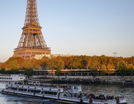 La Seine ne coule pas à Paris