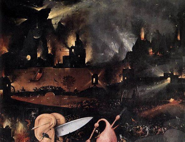 Les enfers, Bosch
