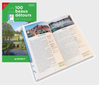 Guide Les plus Beaux Détours de France