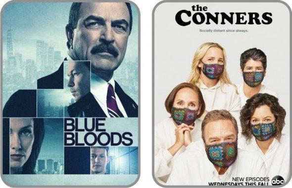 Poster des séries Blue Bloods & The Conners