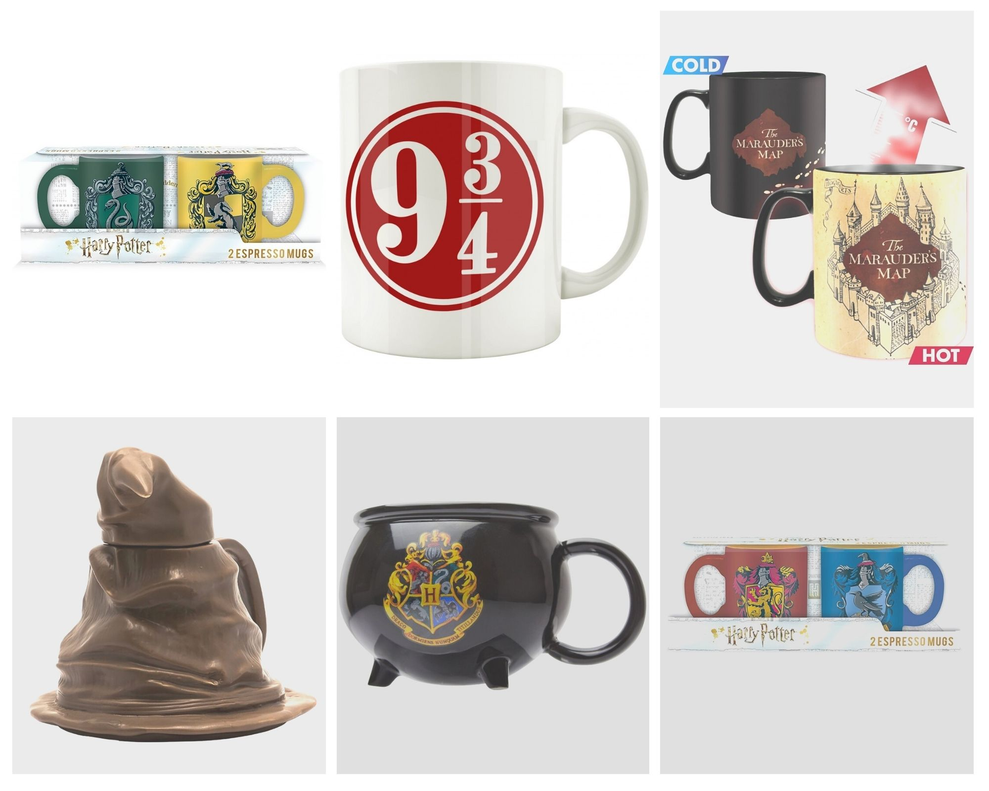 Mugs Harry Potter