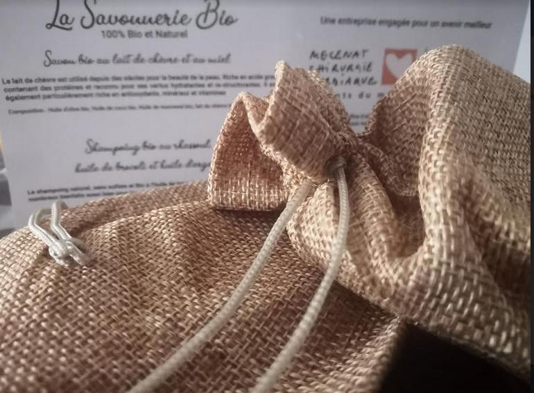 Des savons made in France : La Savonnerie Bio
